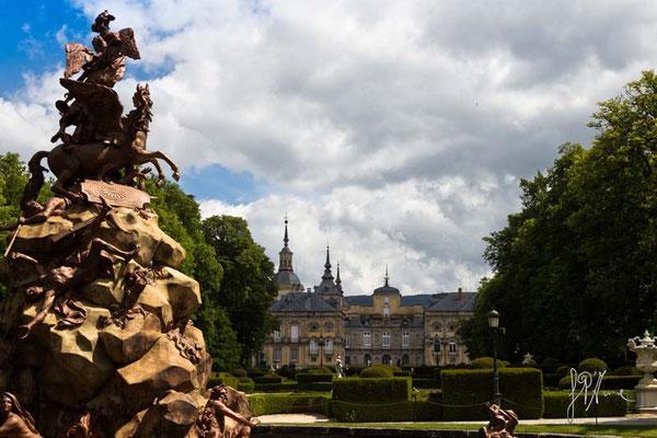 Segovia - La Granja di San Ildefonso  - (2014)