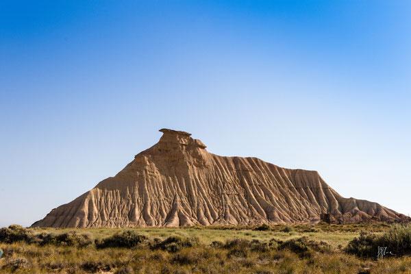 Argilla e roccia - Bardenas Reales - Tudela - (2017)