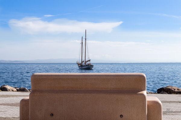 Pietra, acqua e legno - Porto Santo Stefano - (2018)