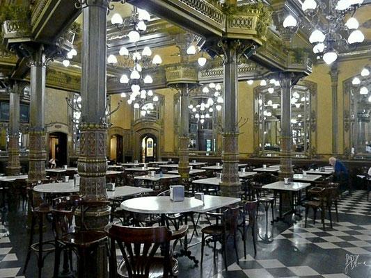 Spagna - Pamplona,  Caffè Iruna (Navarra) - (2010)