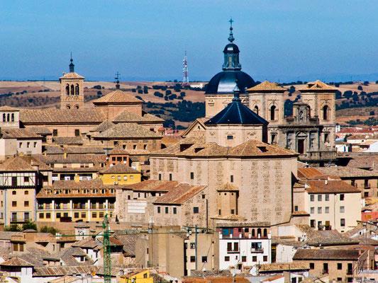 Spagna - Toledo, tetti - (2009)