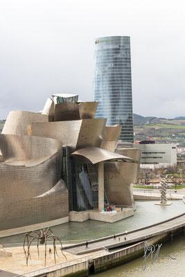 Bilbao - Il museo Guggenheim - (2016)
