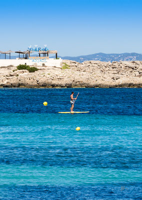 Giallo, verde e blu - Es Pujols - Formentera - (2017)