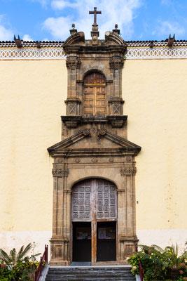Iglesia de San Agustin - La Orotava - Tenerife - (2019)