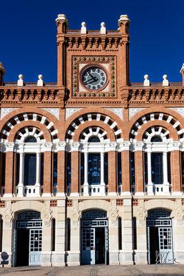 Stazione ferroviaria - Aranjuez  - (2015)