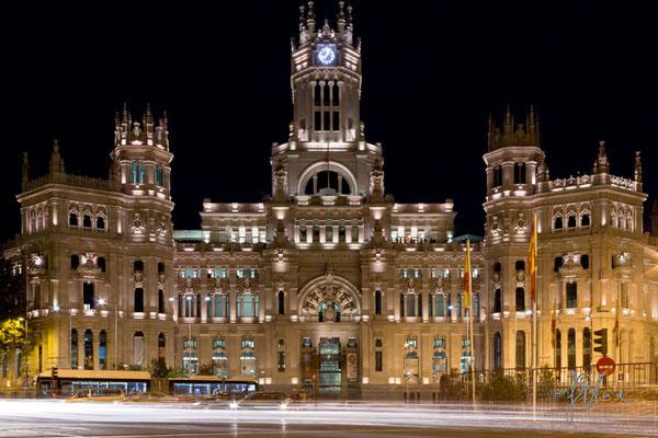 Madrid - Palacio de Comunicaciones  - (2014)