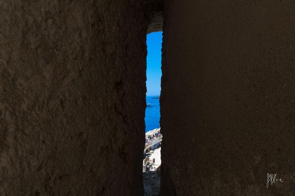 Una sbirciata sul porto di San Nicola - Isole Tremiti - (2016)