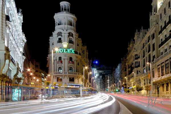 Madrid - Gran Via  - (2014)