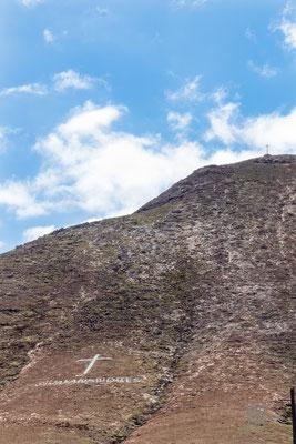 Le due croci - (Fuerteventura 2017)