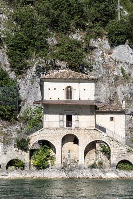 Chiesa della Madonna del Lago - Scanno - (2016)