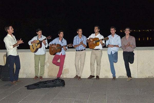 Cantando sotto le stelle - (Cordoba 2014)