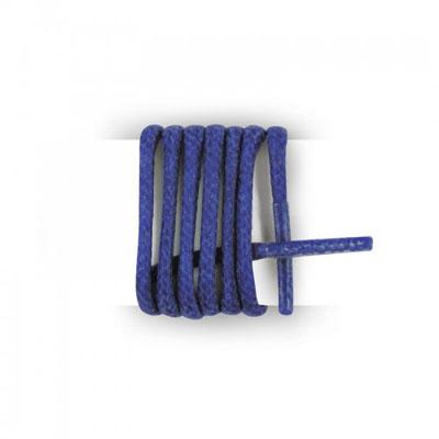 Lacet de couleur bleu fabrication Française