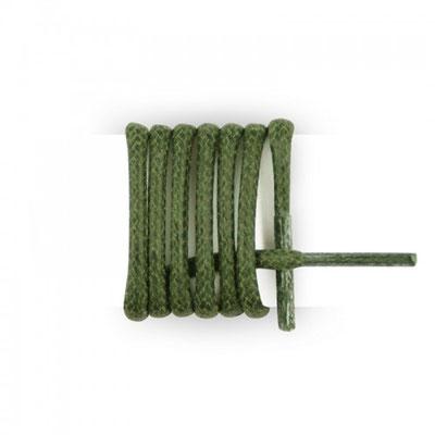 Lacet de couleur verte fabrication Française