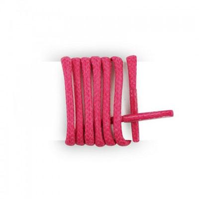 Lacet de couleur rose fabrication Française