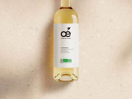 Le Bordeaux blanc Oé