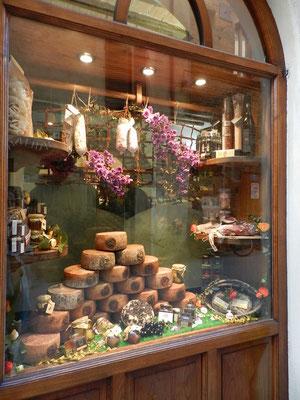 ピエンツァのペコリーノチーズ