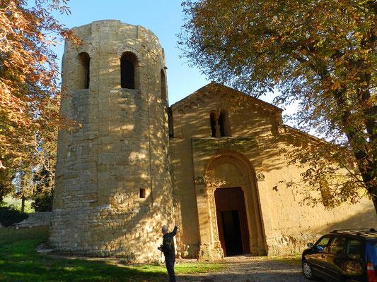 コルシニャーノ 教会
