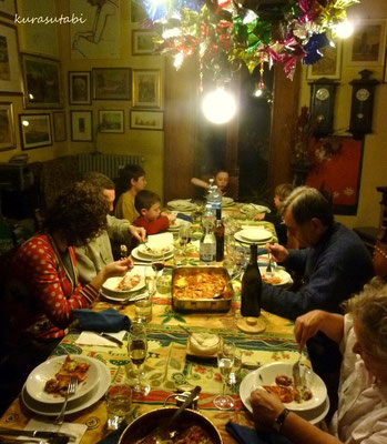 イタリアマンマトスカーナ料理教室