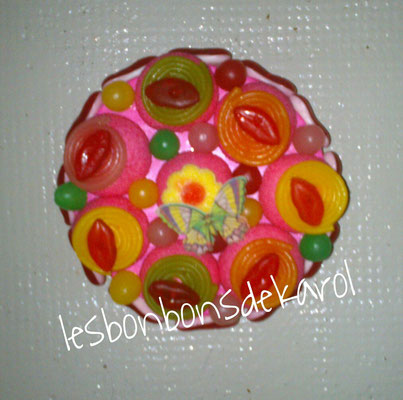 gâteau d'amour version lumineuse 12,50 €