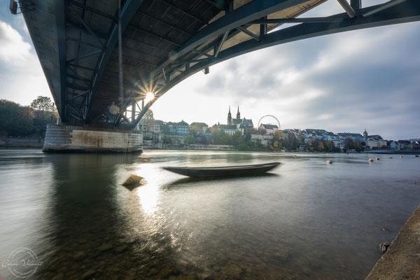 Unter der Wettsteinbrücke, Basel