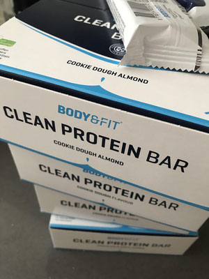 Body & Fit - Clean Protein Bar