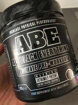 Applied Nutrition - All Black Everything (ABE)