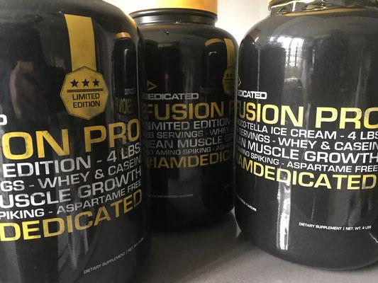 Dedicated Nutrition - Fusion Pro