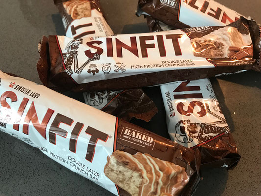 Sinister Labs - Protein Crunch Bar