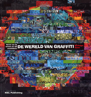Graffiti World - Dutch version