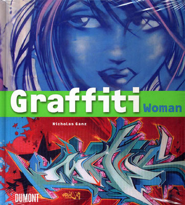 Graffiti Woman - German version