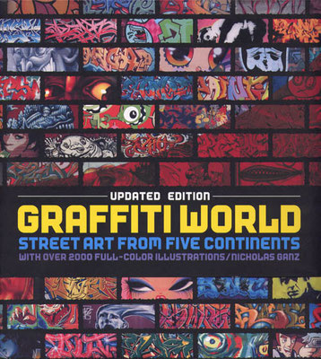 Graffiti World - New Edition - US version
