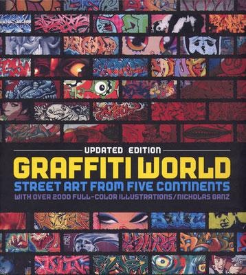 Graffiti World - New Edition - US version
