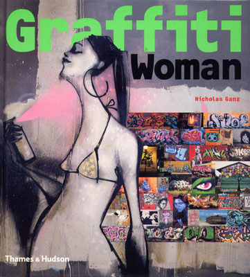 Graffiti Woman - UK version