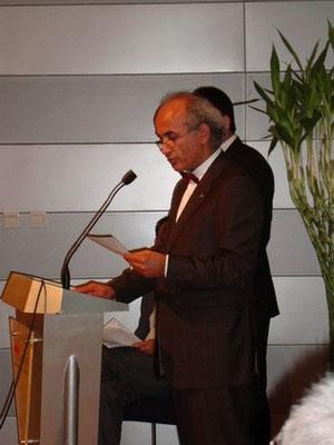 Als neuer Präsident wurde Prof. Hasip Pektas, Türkei, gewählt.