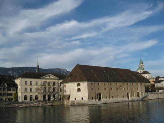 Seminare Kongresse bernnah im Wasseramt oder Solothurn