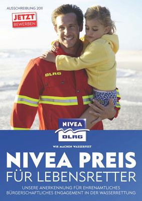 Mit dem NIVEA Preis werden außerordentliche Lebensrettungen ausgezeichnet.