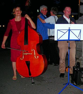 bahnhofplatz luzern um mitternacht