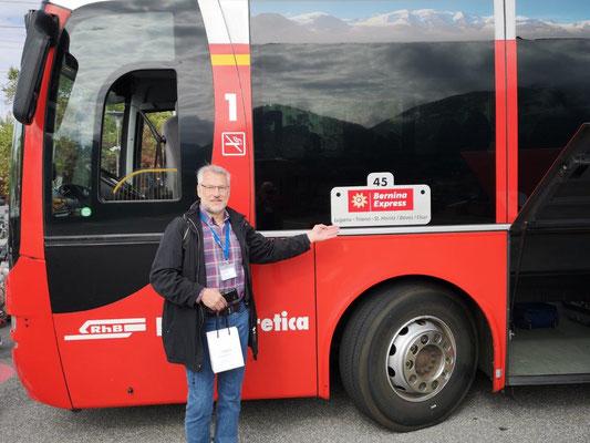 Rundreisen mit Busse, Bahnen und Schiff durch die Schweiz...