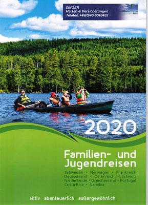 Familien und Jugendreisen bei Singer Reisen & Versicherungen jetzt preiswert buchen...