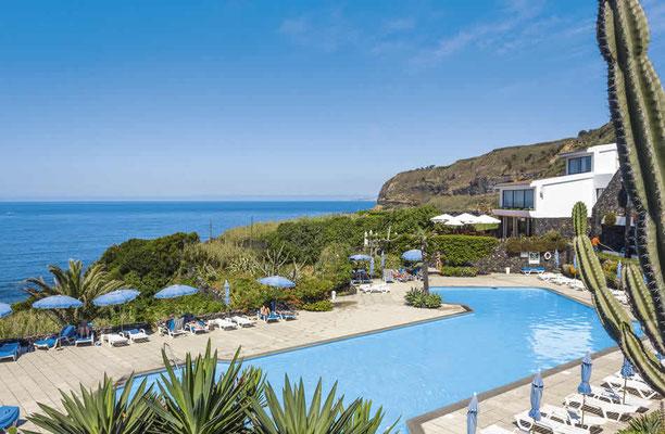 Madeira Hotels und Meer bei Singer Reisen und Versicherungen buchen...