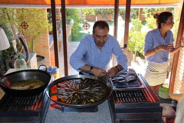 Kulinarik Essen und Co in klenen nachhaltigen Familienbetrieben...