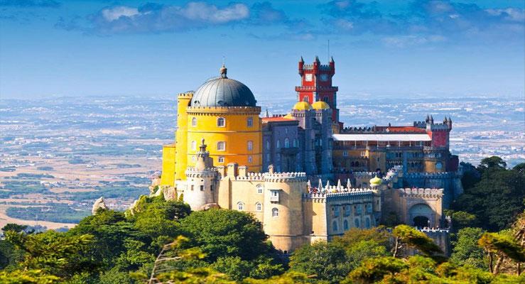 Portugal Sintra mit Singer Reisen & Versicherungen reisen