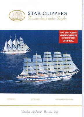 Unter segeln reisen Starclipper Großsegler erleben...