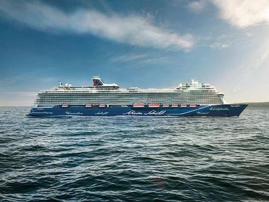 TUI CRUISES - Meine Schiff 1-6 ansehen und Kabine reservieren...