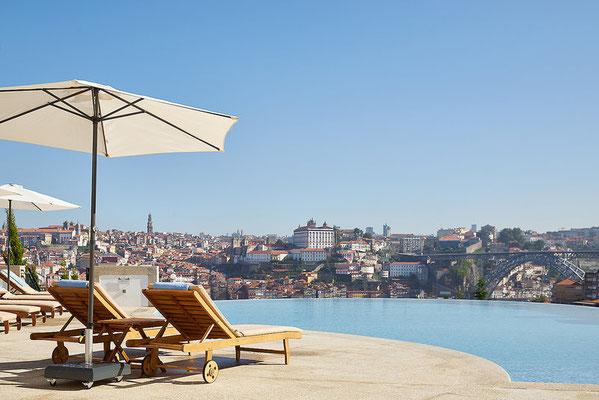 Hotel Yeatmann in Porto...