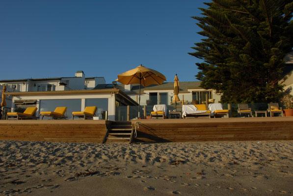 pam's house, malibu beach, ca