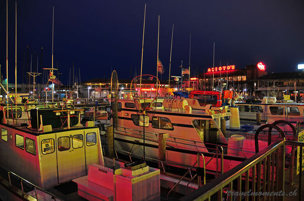 fishermanns wharf, san francisco; ca