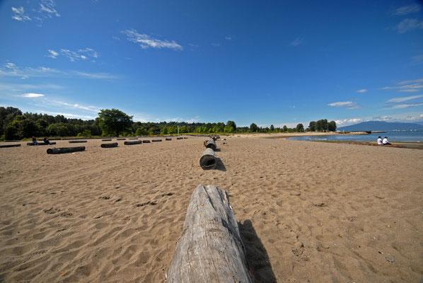locarno beach, vancouver; bc