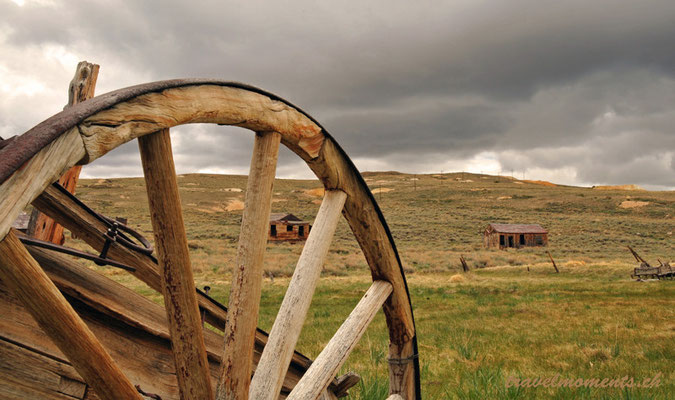bodie, ghost town; ca
