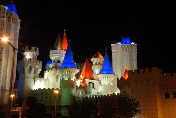 excalibur hotel & casino, las vegas; nv